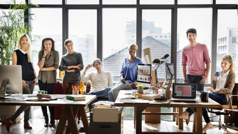 小規模のコワーキングスペースに競争力を持たせる画期的なアイデア