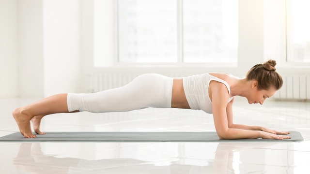 すべてにおいて大事な、体幹を鍛える方法は?