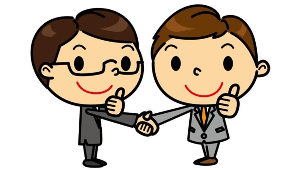握手するだけでわかる? 相手との距離を縮めながら、うまく立ちまわる方法