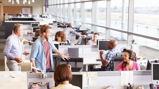 オープンオフィス、社員は嫌がっていた