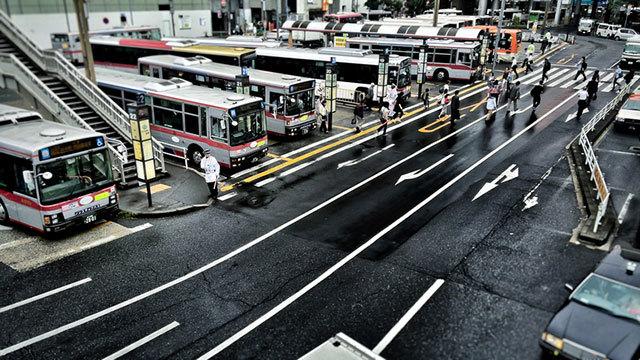 時刻表通りにいかないバスにイラつかないためのアプリ