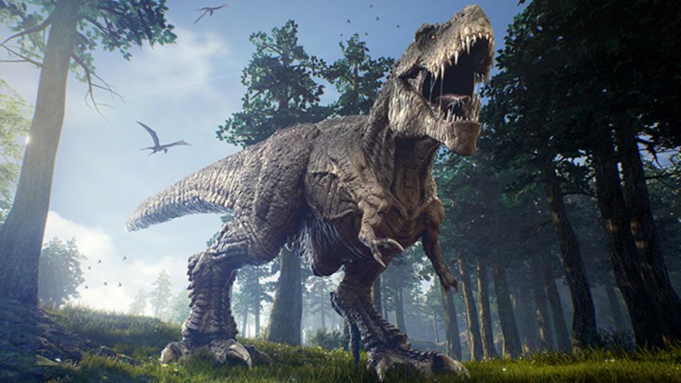 ティラノサウルスには「第六感」が備わっていた?