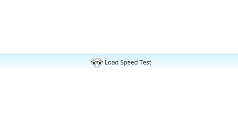 世界各国からの接続スピードを測定できるサービス「Load Speed Test」