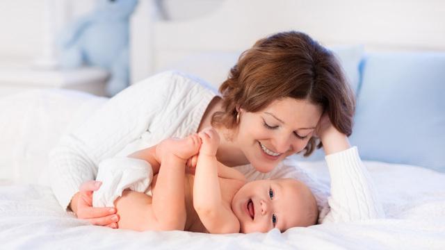 年齢が高い母親は子育てがお上手:調査結果