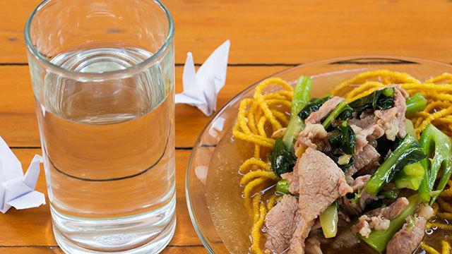 塩分は喉の渇きより空腹感を高める