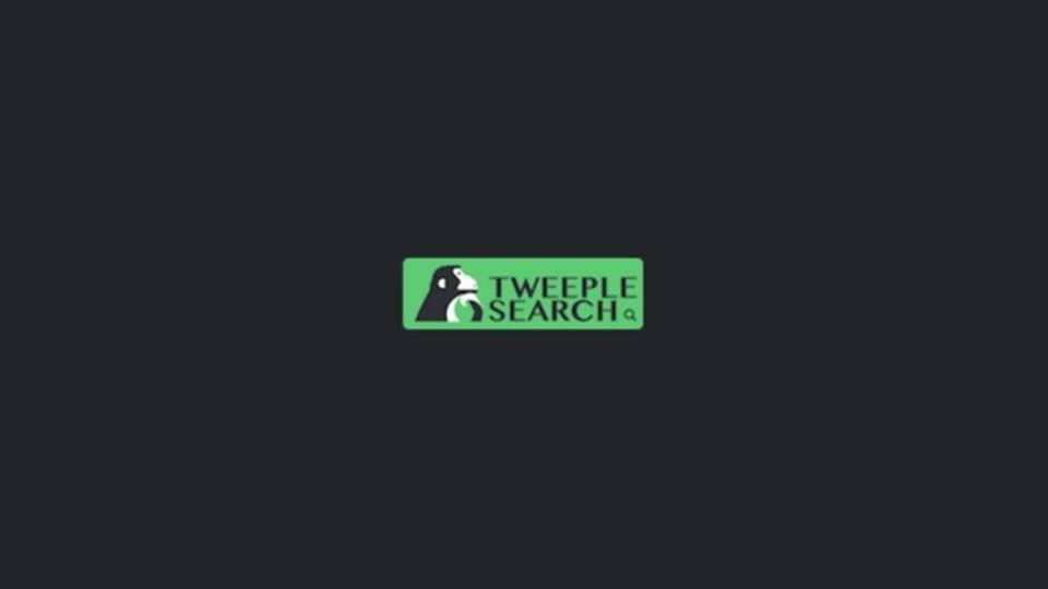 Twitterのプロフィールを検索できるサイト「Tweeple Search」