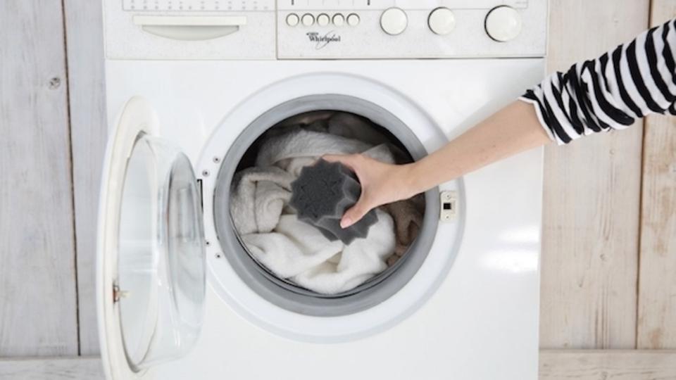 洗濯機に入れるだけで、ペットの抜け毛をからめとってくれる「FREE LAUNDLY」