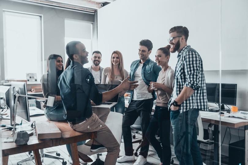 調査結果:社員が期待以上の働きをするために必要な5つの要素
