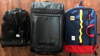 旅行の「バックパックにするかスーツケースにするか問題」に悩まない方法
