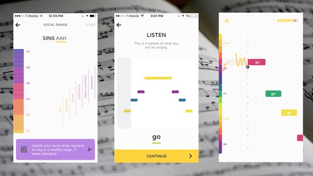 自分の声をコントロールする訓練になるアプリ