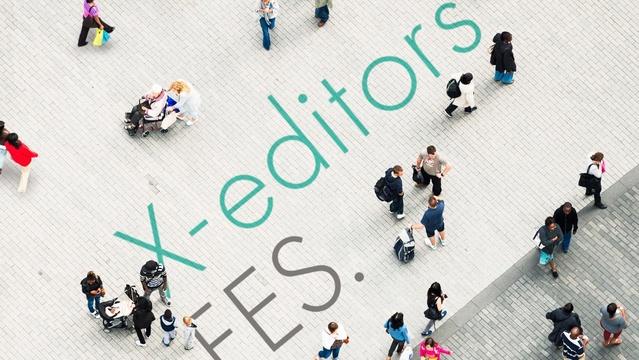 「イノベーション」を編集視点から考えるイベント「X-editors FES」を開催します