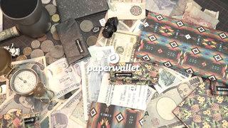 軽く、薄く、安価なハイテク布の財布【今日のライフハックツール】