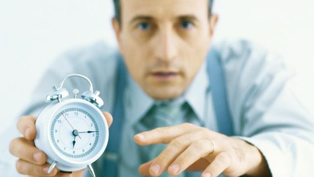 時間管理への執着は真綿で自分の首を締めるようなもの