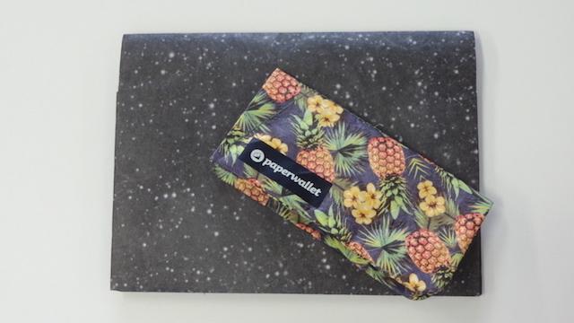 今年の夏を軽やかにする軽量・極薄財布が残り1日でプロジェクト終了
