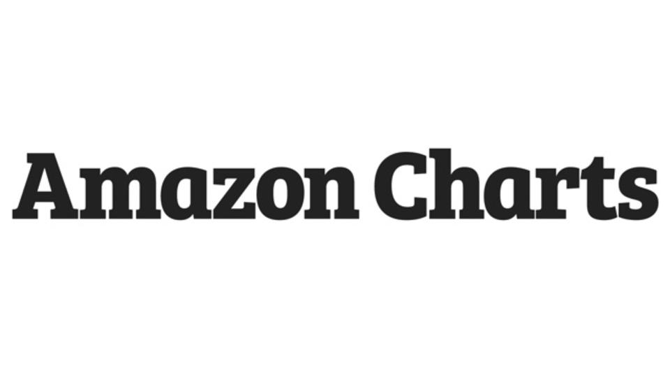 洋書好きにおすすめ!米Amazonで売れた本の週間ランキングサイト「Amazon Charts」