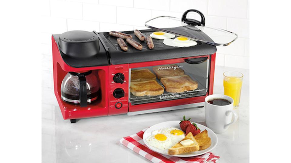 朝食の効率性を追求したらこんな家電ができた