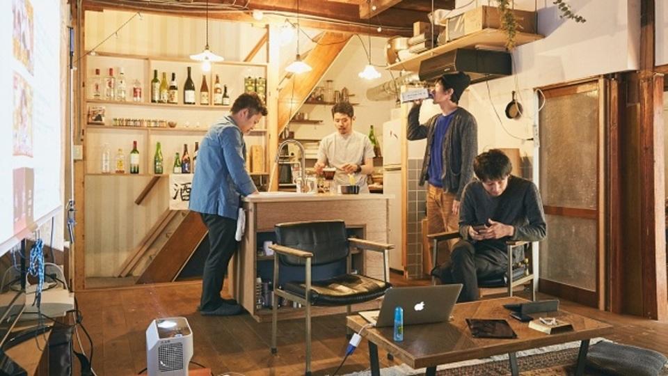 120平米の一軒家を「セルフリノベ」で再生する建築男子たち