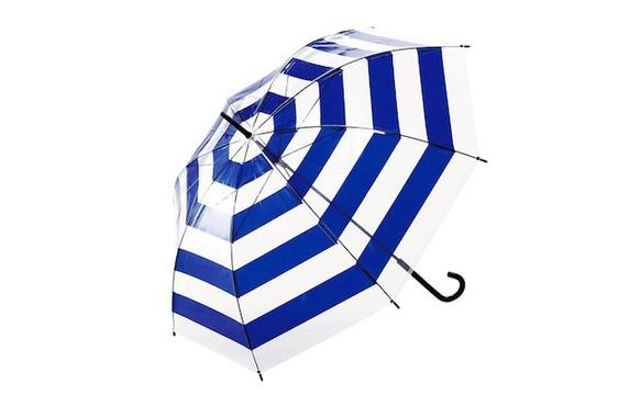 「骨組みに金属を使わない傘」のメリット