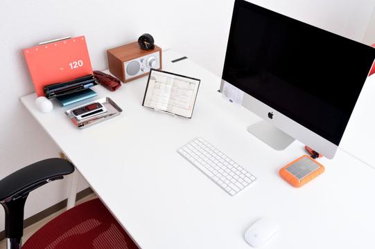 生産性アップのためにデスク周りでできる7つのこと