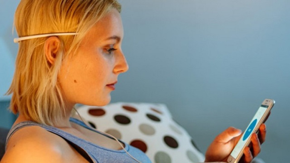 睡眠や集中を促す「ウェアラブル瞑想テック」
