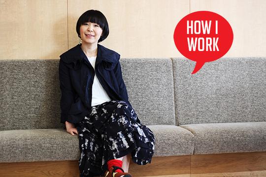 アドビの「フォント」はこうやって作られる。タイプフェイスデザイナー・西塚涼子さんの仕事術