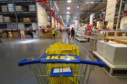 IKEAが、Appleと共同でAR(拡張現実)アプリを開発