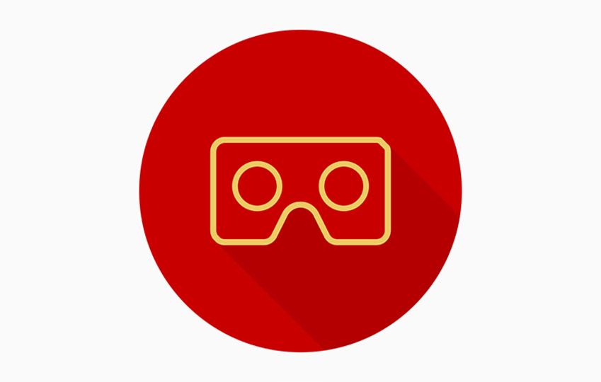 YouTubeが180度の新VR規格「VR180」を発表