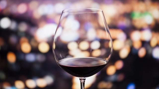 「適度な飲酒」でも脳にダメージ:研究結果