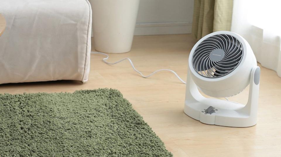 暑い夏に冷房効率を上げる賢い投資。Amazonで買えるサーキュレーターまとめ