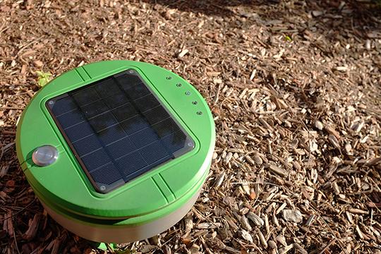 「ルンバ」開発者が手掛ける雑草刈り取りロボットが、待望の製品化