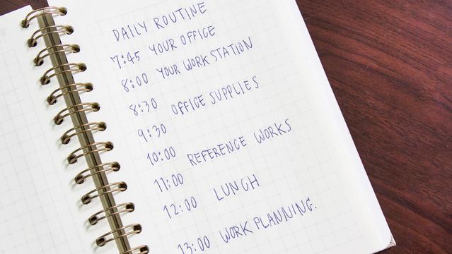 健康と生産性を向上させる、7つのささやかな習慣