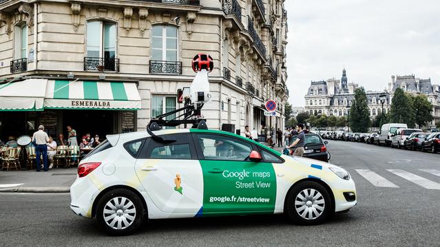 アメリカのGoogleマップ、ルートの全地点でストリートビュー画像を表示できるように