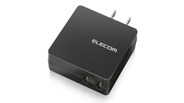 充電待ちはもうやめよう。エレコムの2口USBポートがAmazonで66%オフ