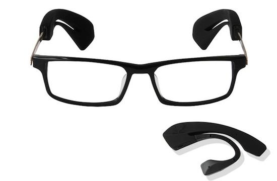 スマホと連動するスマートメガネ「DEAR DEER」が資金調達開始