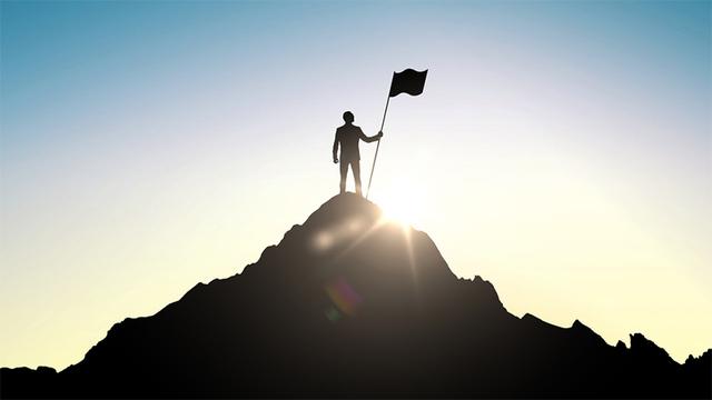 人生の目標を達成したい人が持つべき「4つの心がまえ」