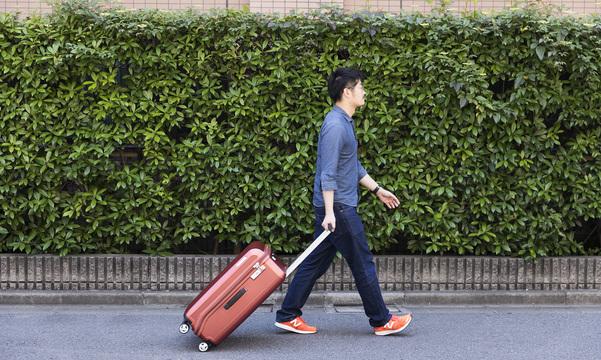 「パッキング」しやすさを追求したスーツケース。その秘訣は「20:80」にあった!