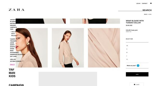 ネットで服を買ったらイメージと違った! それを解決するには「同じデザインの薄い色」をチェック