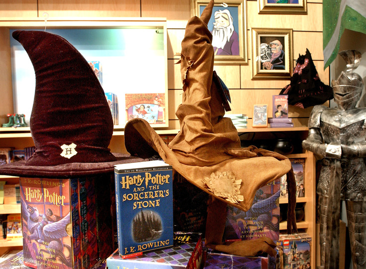 『ハリー・ポッター』の組分け帽子は学校運営には好ましくない?