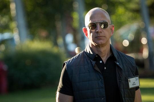 Amazonのジェフ・ベゾスCEOが語る「批判への対処法」