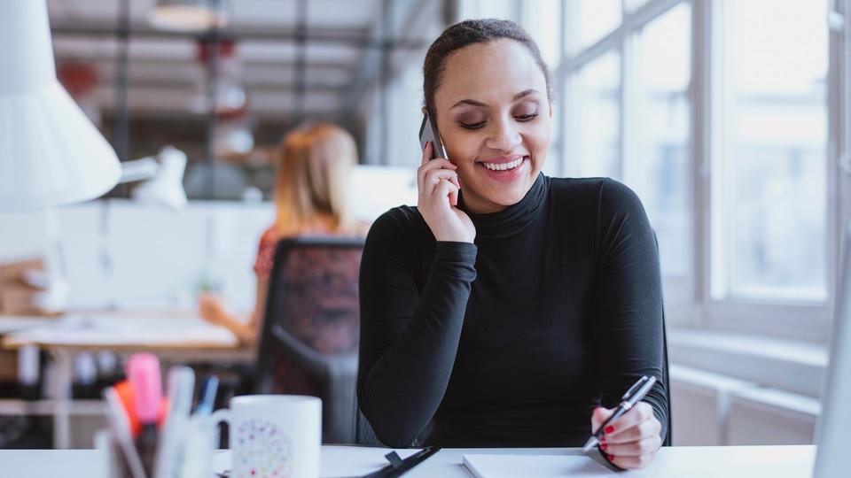 仕事の生産性を高めるコツは「電話」にあった