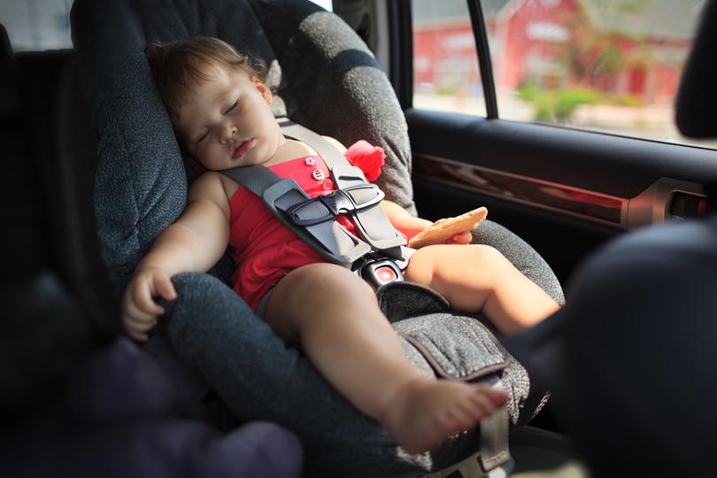 警告! 真夏に「子どもを車内に置き忘れる」のは他人ごとではない