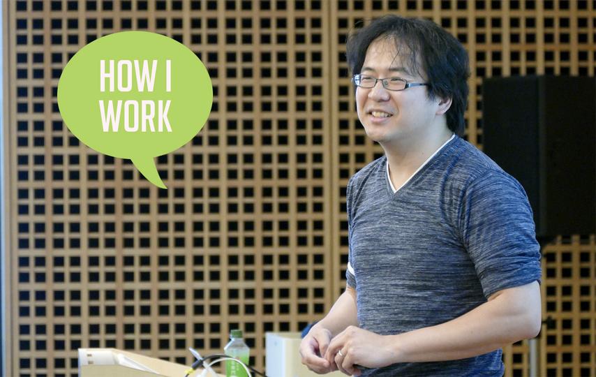 目標は「武道館で講演」。量子アニーリングの研究者・大関真之さんの仕事術