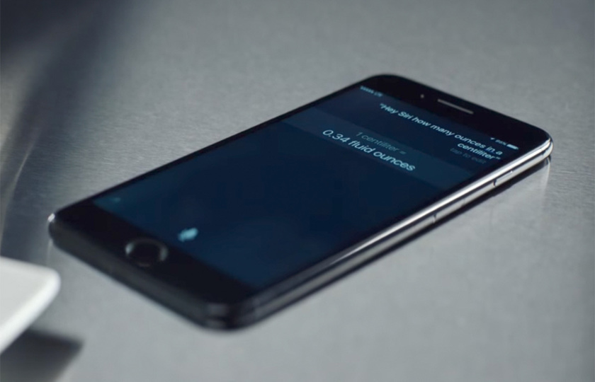 iPhone 8でホームボタンがなくなってもSiriを呼ぶ方法