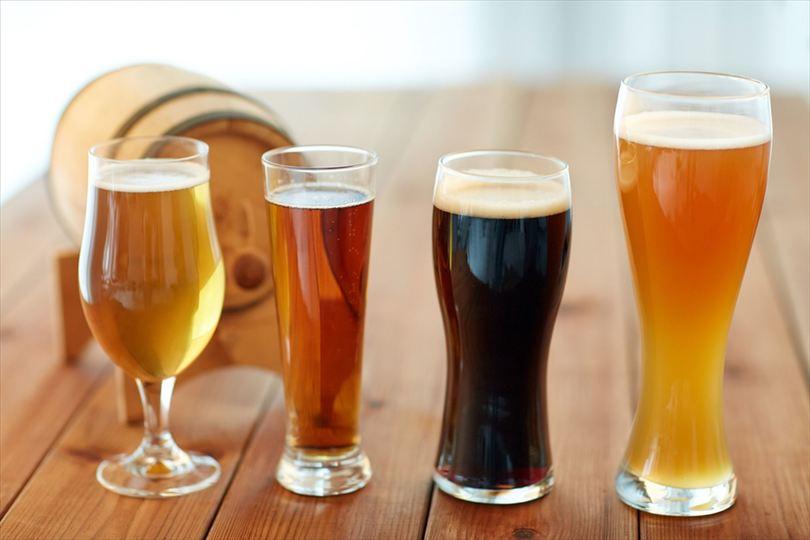 ビールが美味しく飲めるグラスの見分け方