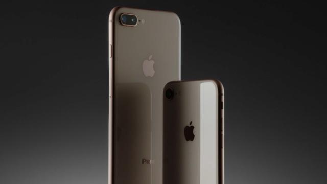 新しく発表されたiPhone 8、iPhone 8 Plusは深みのある3色展開!