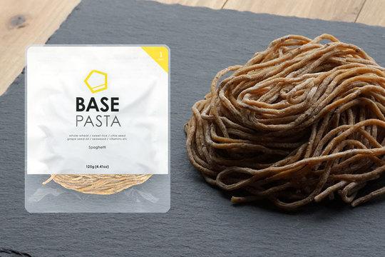 完全栄養食「BASE PASTA」に新製品が登場。お得な定期購買も開始