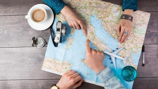 Google Mapで複数地点の直線距離を簡単に計測する方法
