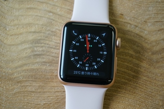 「Apple Watch Series 3(GPS+Cellular)」はMVNOでも使える? 初期設定はこんな感じでした