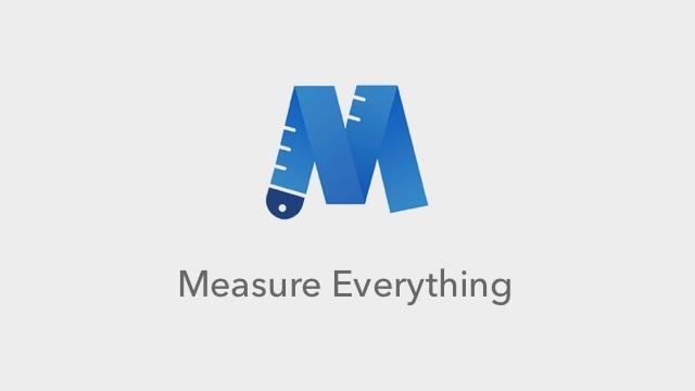 ARでモノの長さを手軽に測れるアプリ『MeasureKit』
