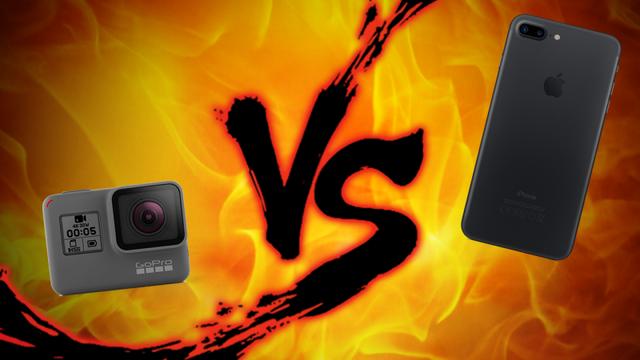 スマートフォンはアクションカメラ「GoPro」の代わりになるのか?